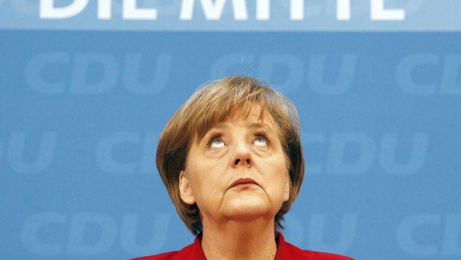 CDU-Chefin Merkel: Wo sind die Wähler hin?