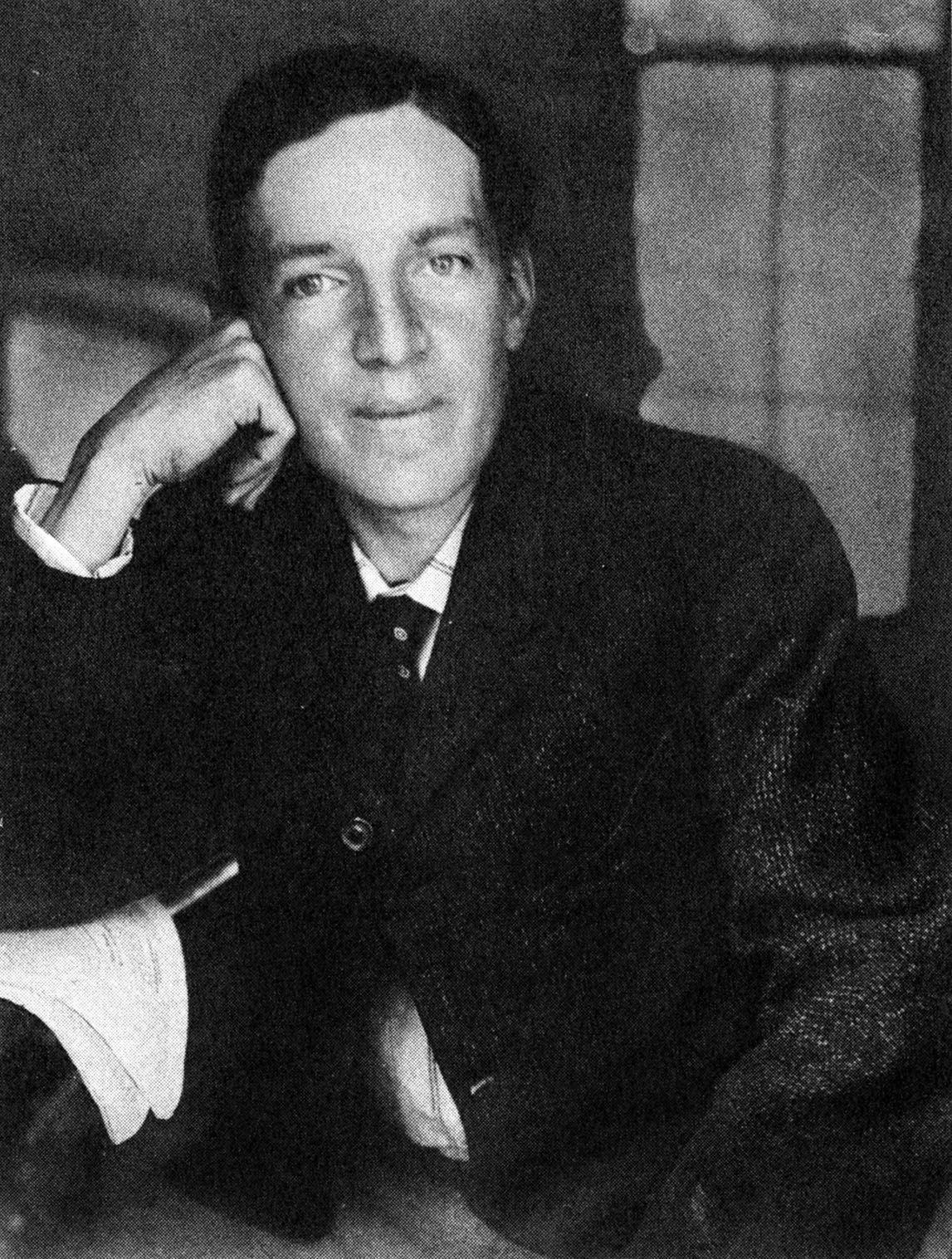Upton Sinclair c. 1906