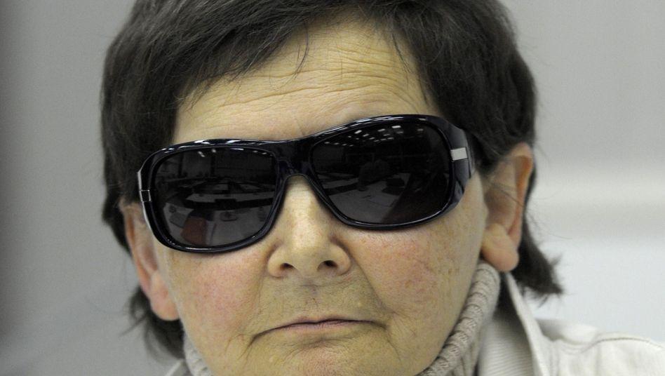 Ex-RAF-Mitglied Becker (vor Gericht in Stammheim): Spekulationen über Spekulationen