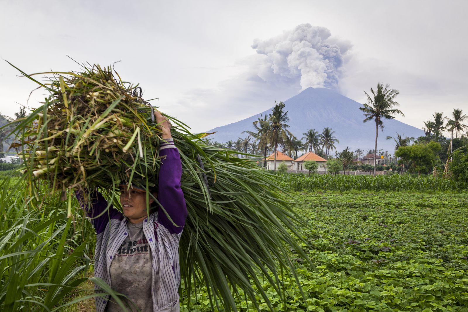 Bali/ Vulkan Agung