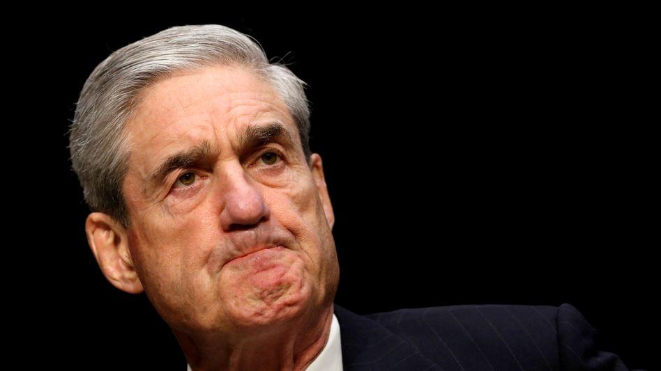 Sonderermittler Mueller: Beschwerde über Justizminister Barr