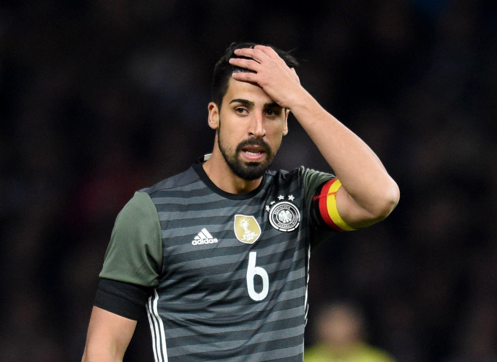 Deutschland Einzel Khedira