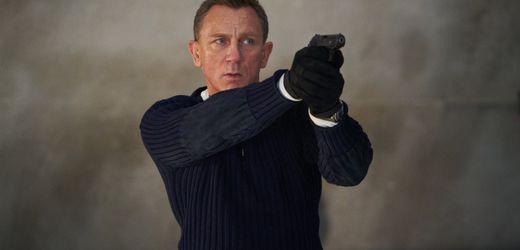 Daniel Craig weint am letzten Drehtag