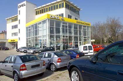 Opel-Autohaus: Ansturm dank Abwrackprämie
