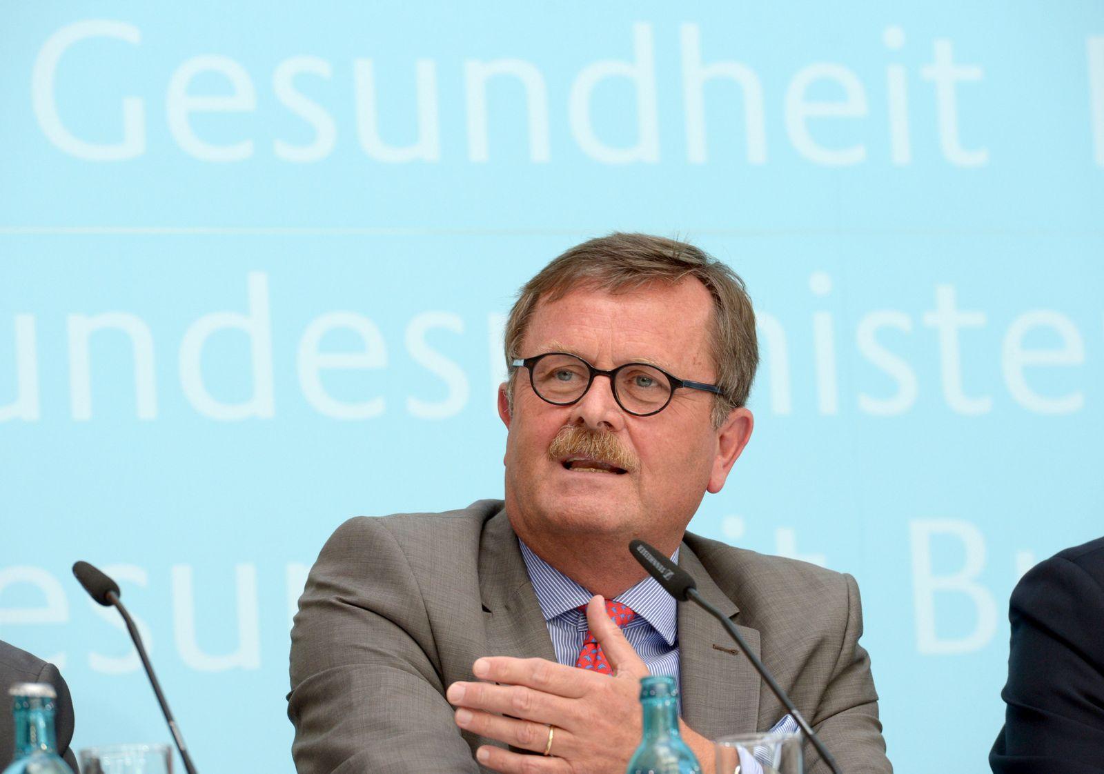Montgomery Ärztepräsident Bundesärztekammer