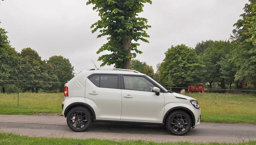 Suzuki Ignis Allgrip: Pop auf Rädern