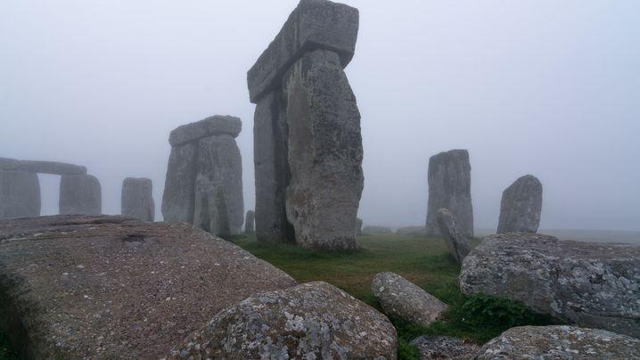 Stonehenge: Archäologen entdecken riesiges Vorläufer-Monument