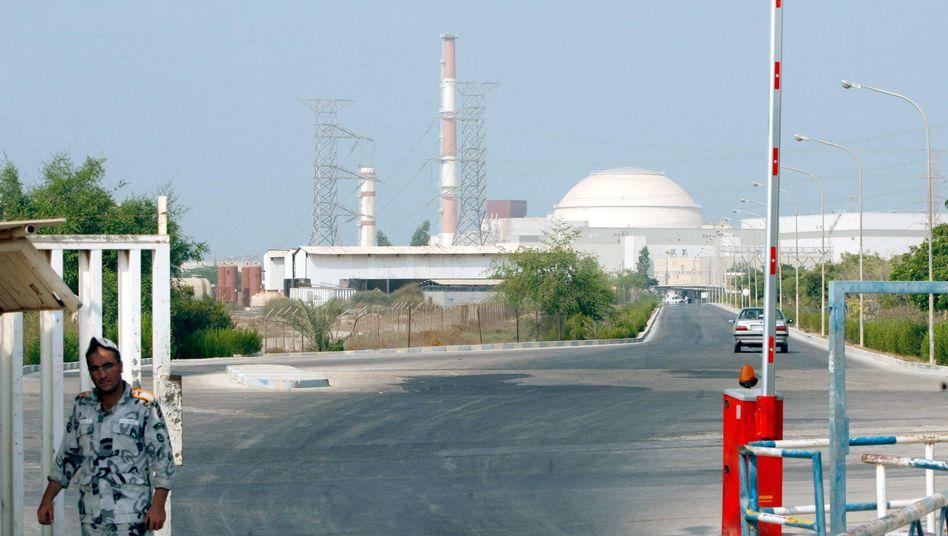 Atomkraftwerk Buschehr: Gezielter Angriff auf kritische Infrastruktur?