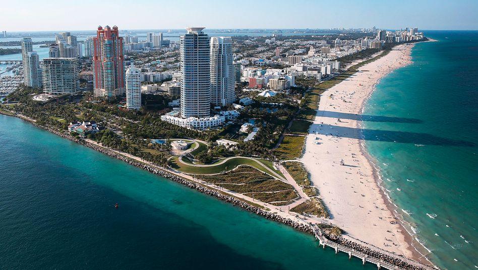 Apartments in Miami Beach, Florida: Auch Maduro-Vertraute parkten hier Geld