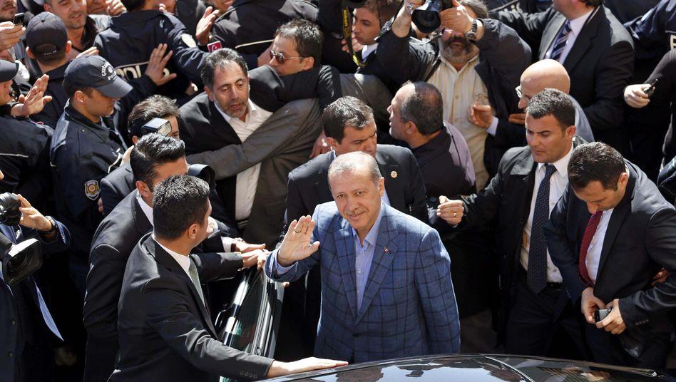 Erdogans Wahlerfolg: Triumphator Gnadenlos