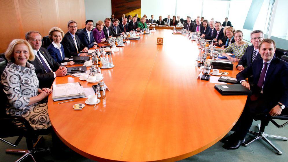 Große Koalition: Was einen wirklich zum Minister macht