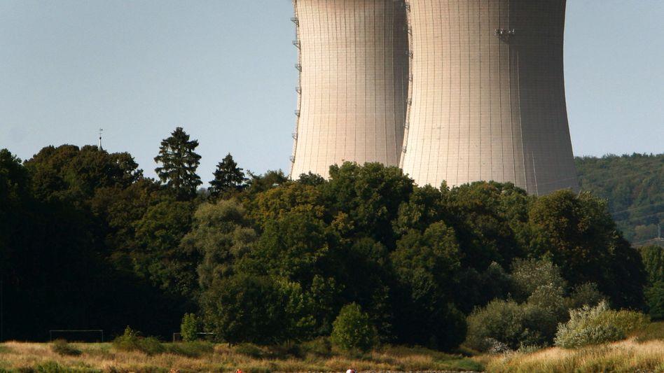 """Atomkraftwerk Grohnde: """"Platzierung eigener Botschaften"""""""