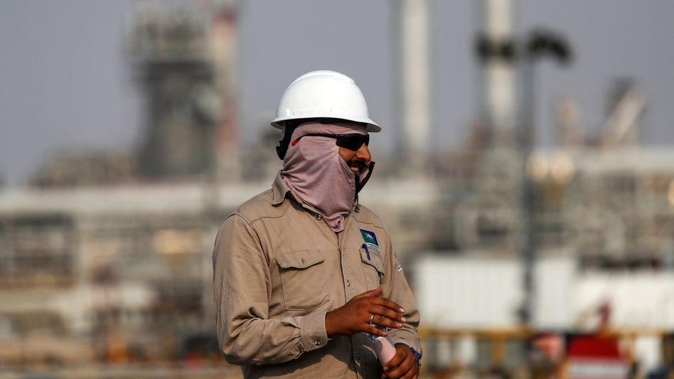 Ölanlage in Saudi-Arabien: 500 Millionen Dollar fehlen - jeden Tag
