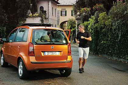 Fiat-Spot: George Clooney als Jogger