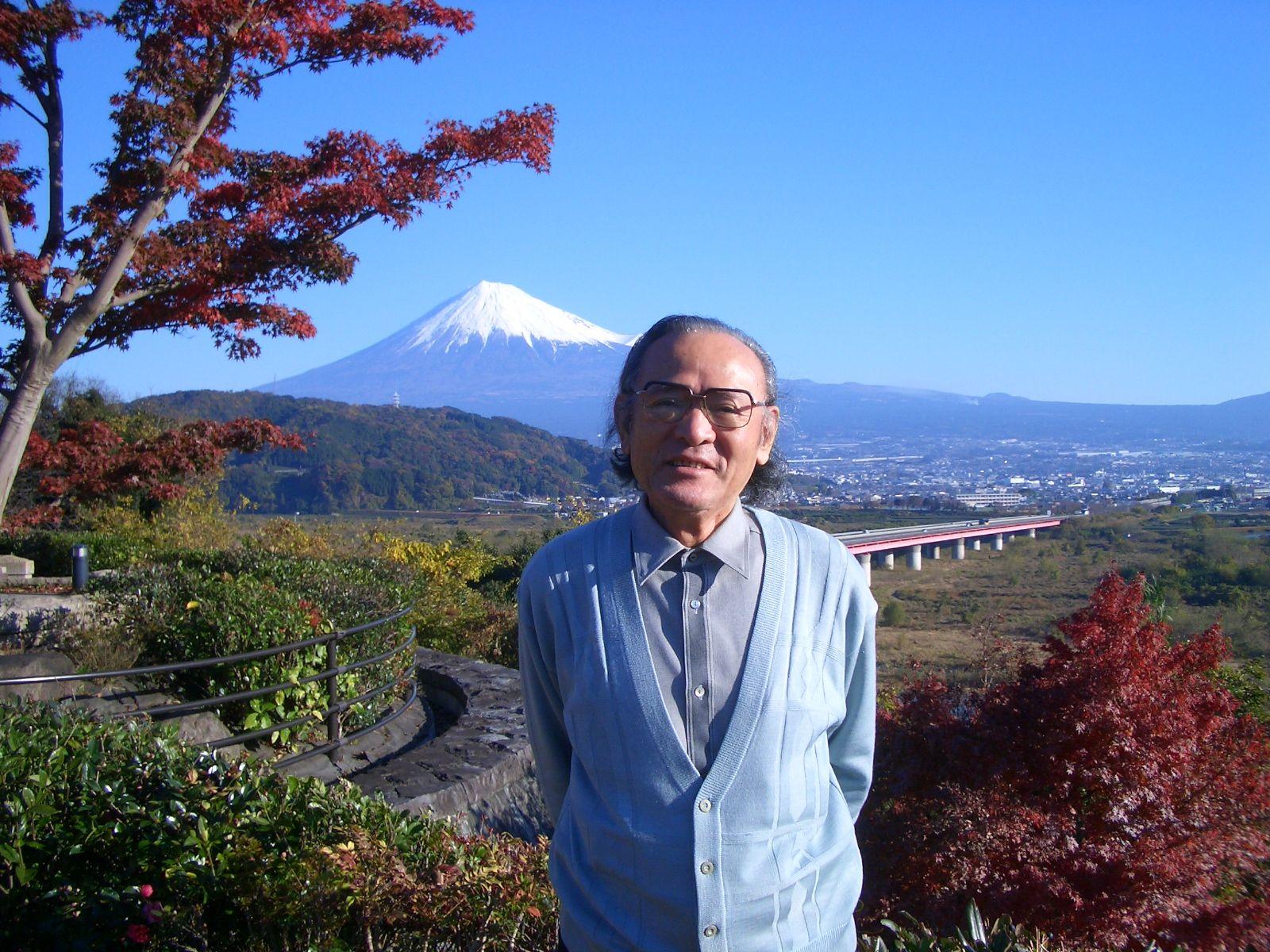 EINMALIGE VERWENDUNG Japan/ Matashichi Oishi/ Strahlenopfer