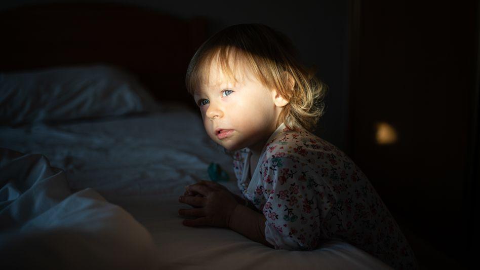 Schlafen tochter will ich meiner mit Tochter will