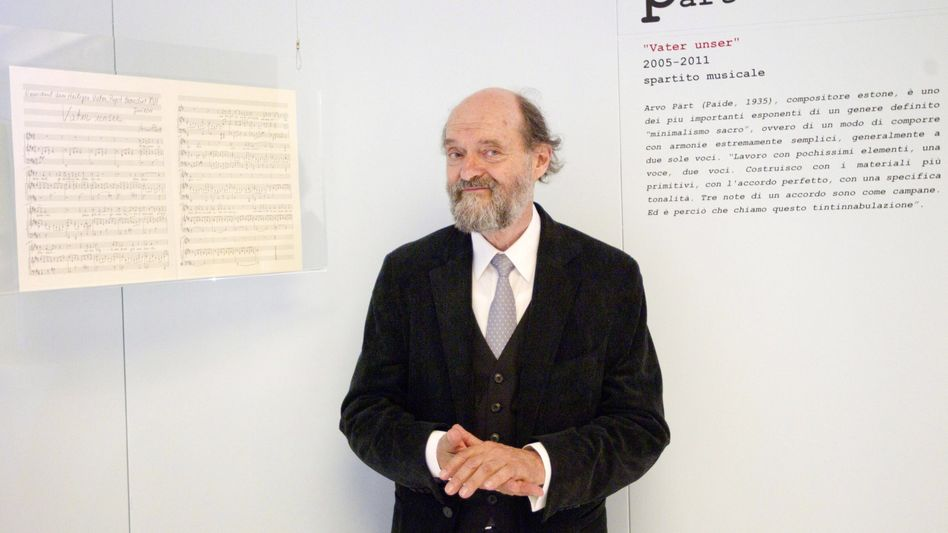 "Komponist Pärt (im 2011): ""Nobelpreis der Künste"" für den 78-Jährigen"