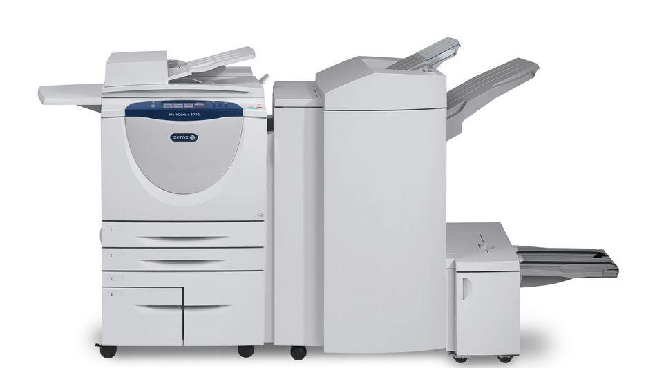 Xerox WorkCentre 5700: Dieser Profi-Kopierer verdreht mitunter Zahlen