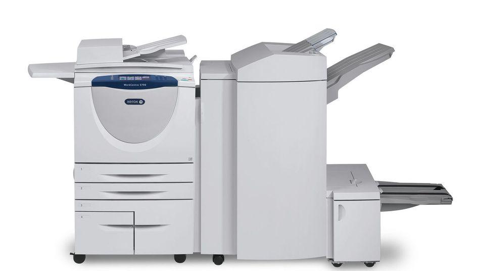 Xerox Scan-Druck-Kopierer: Manchmal vertauschen die Geräte Zahlen - aber nicht mehr lange