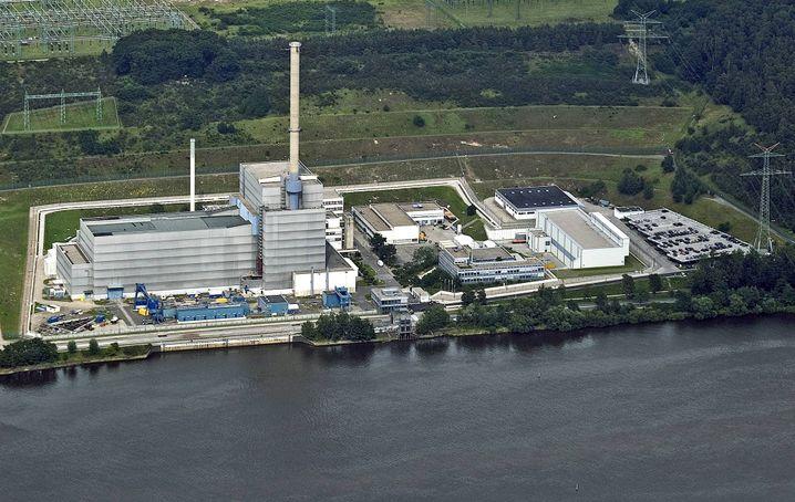 Atomkraftwerk Krümmel: Störung im Maschinentransformator
