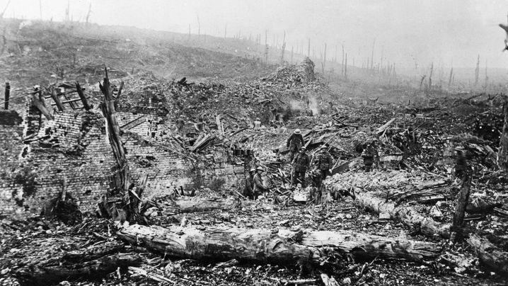 """Schlacht an der Somme: Das schnelle Sterben der """"Pals Battalions"""""""
