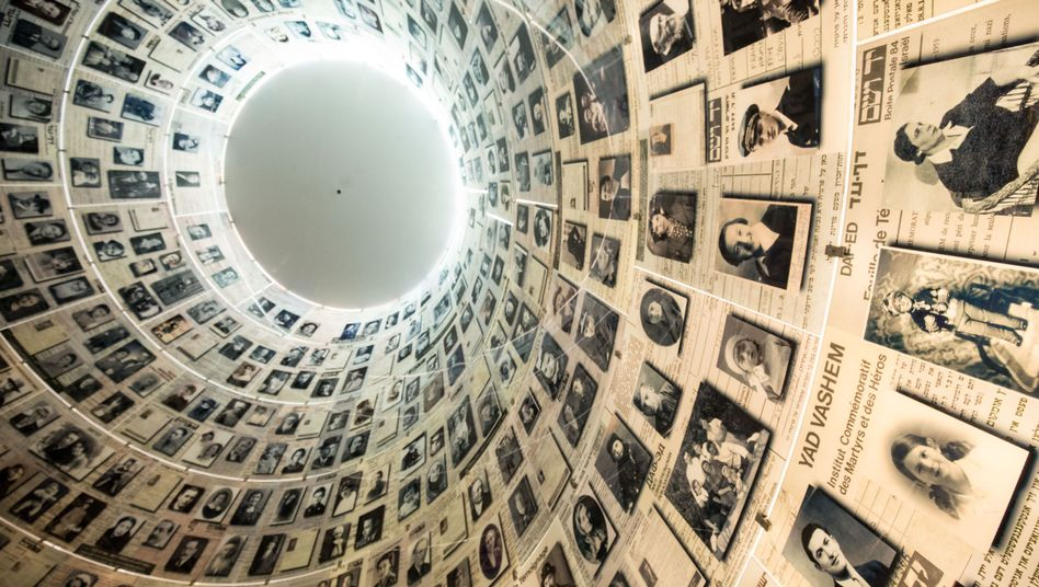 The Holocaust Remembrance Center Yad Vashem