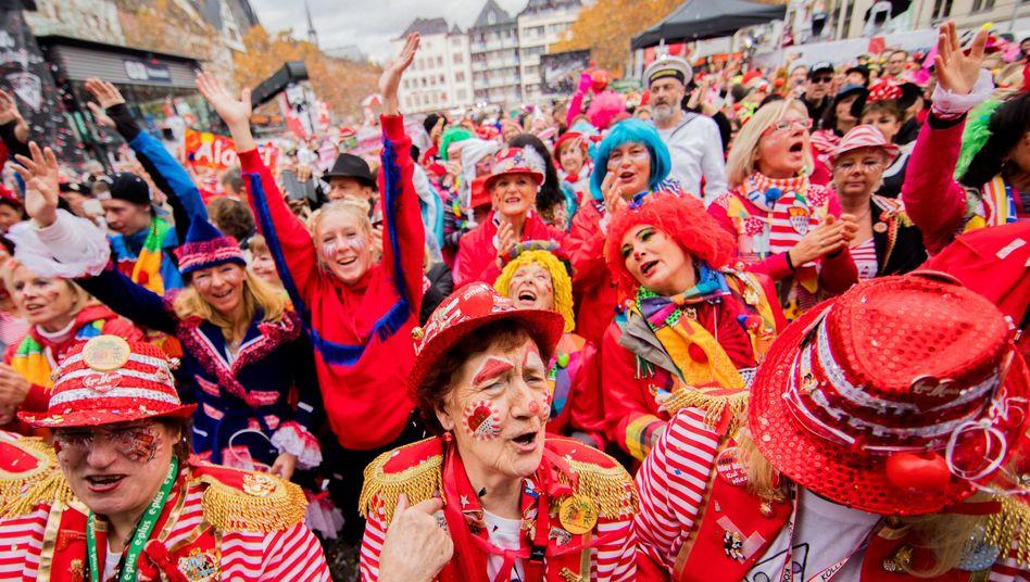 Karneval Südstadt Köln