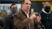 Weitere Frau wirft New Yorks Gouverneur sexuelle Belästigung vor