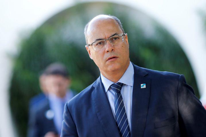 """Rio-Gouverneur Witzel will den Einsatz von """"Exekutionskommandos von Drohnen"""" legalisieren"""