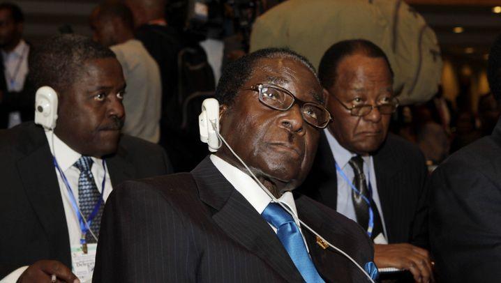 Afrikas Machthaber: Kontinent der Willkür