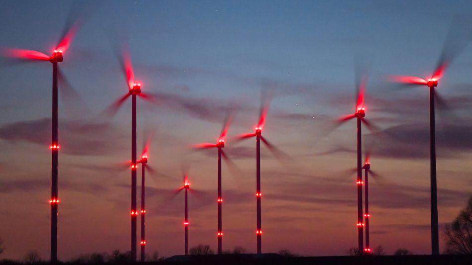 Windanlagen in Brandenburg: Mehr Platz für neue Räder?