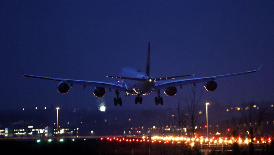 Frankfurter Flughafen: Gerichtverhängtdauerhaftes Nachtflugverbot