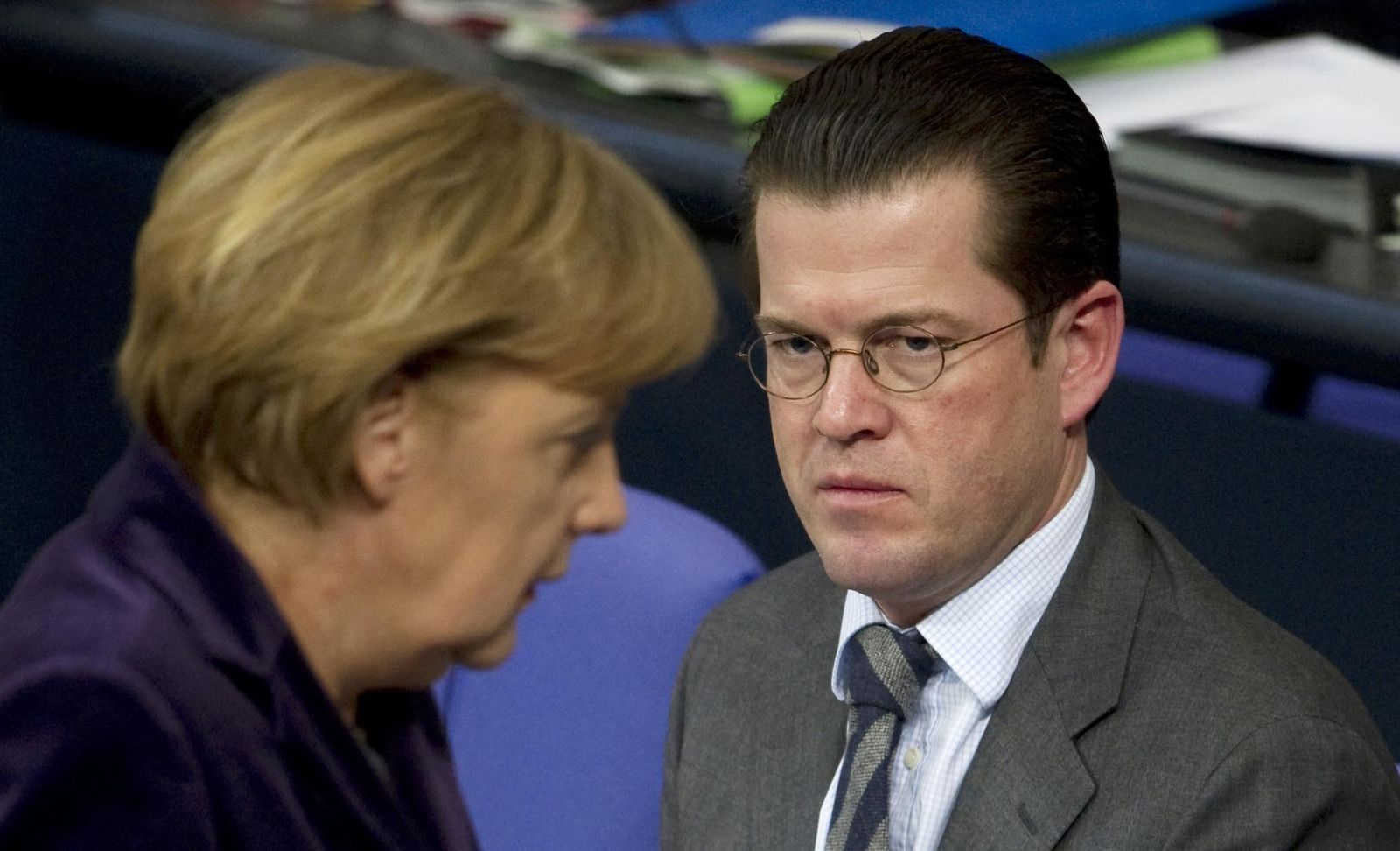 Merkel / Guttenberg