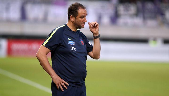 Heidenheims Dauertrainer: About Schmidt