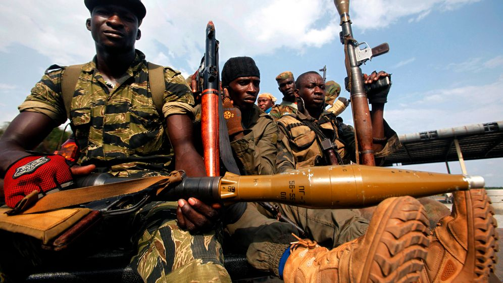 Übersicht: Wo 2011 Kriege tobten