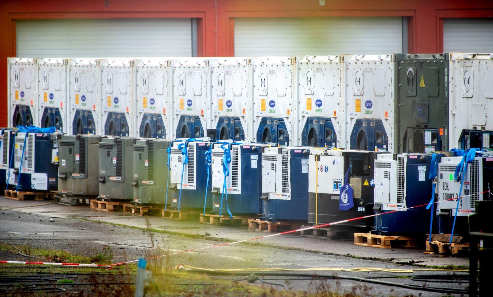 Kaserne in Norddeutschland soll zentrales Impfstofflager werden