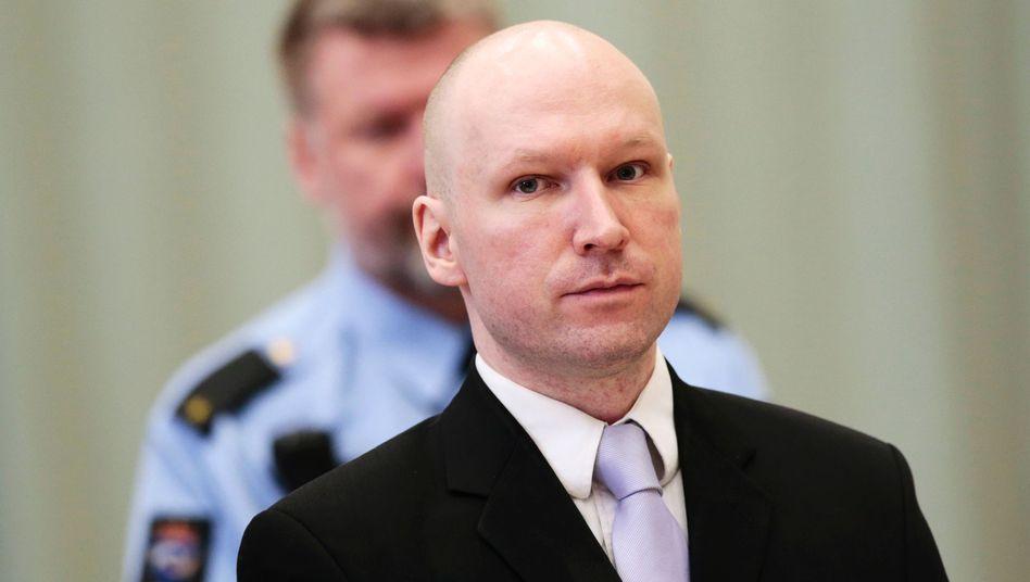 Anders Breivik (Archiv)