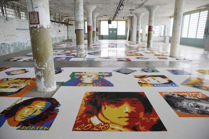 Dissidenten auf der Alcatraz-Insel: Kein Lego für politische Kunst