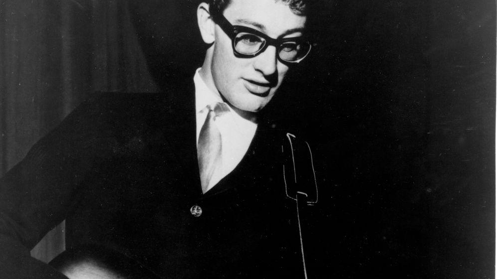 Buddy-Holly-Ehrung: Der Vater von Peggy Sue
