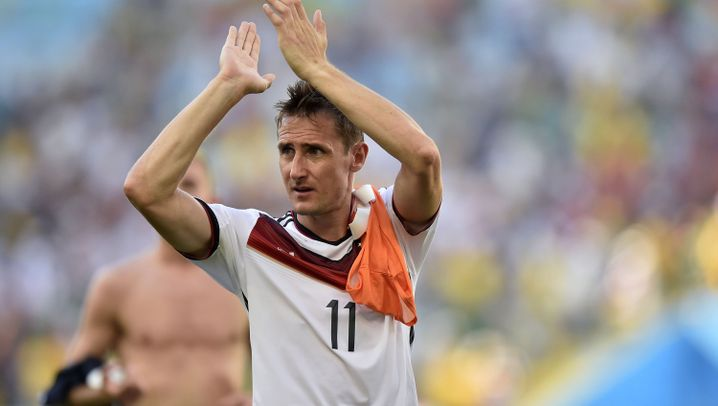 Miroslav Klose: Alle 16 Treffer des WM-Rekordtorjägers