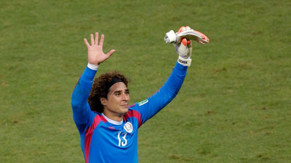 "Mexikos Nationaltorwart Ochoa: ""Das großartigste Spiel meines Lebens"""