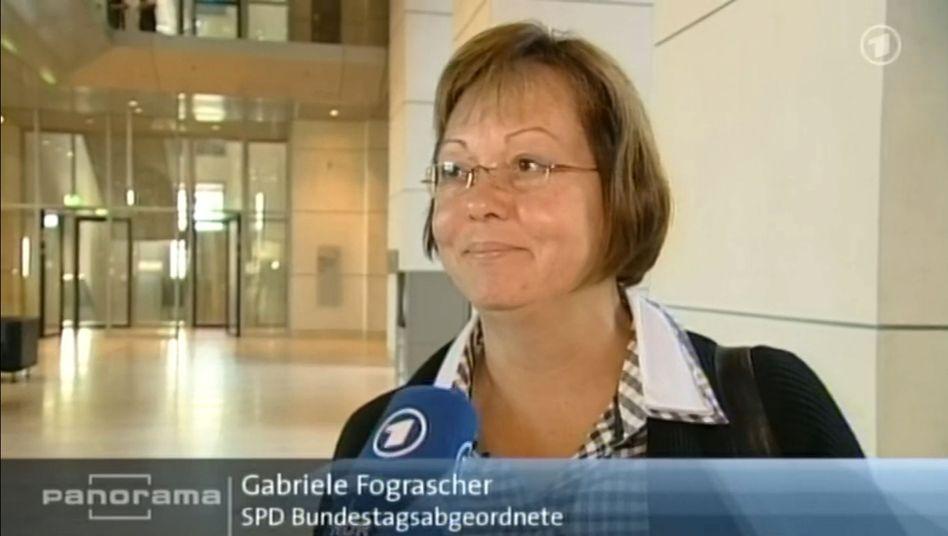 """Panorama-Beitrag (Screenshot): """"Das kann ich Ihnen im Detail nicht sagen"""""""