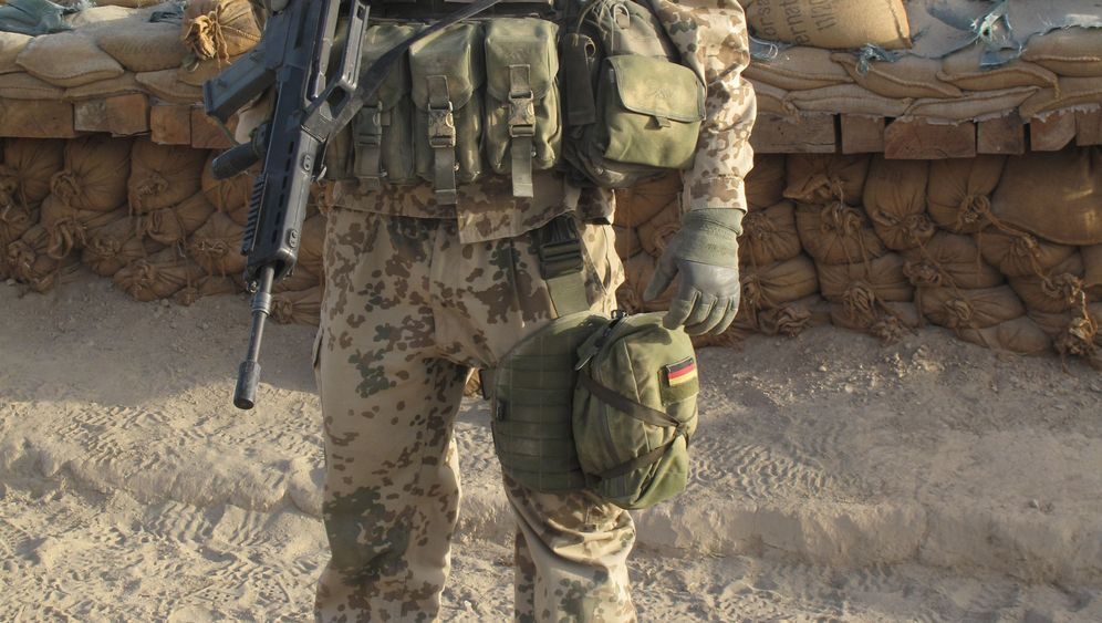 Bundeswehr: Hindernisse im Afghanistan-Einsatz