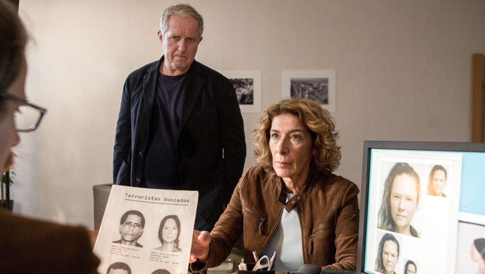 Ermittlungen in Sachen Globuli: Eisner (Harald Krassnitzer) und Fellner (Adele Neuhauser)