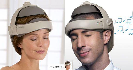 uCrown 2: Kopfmassage per Helm