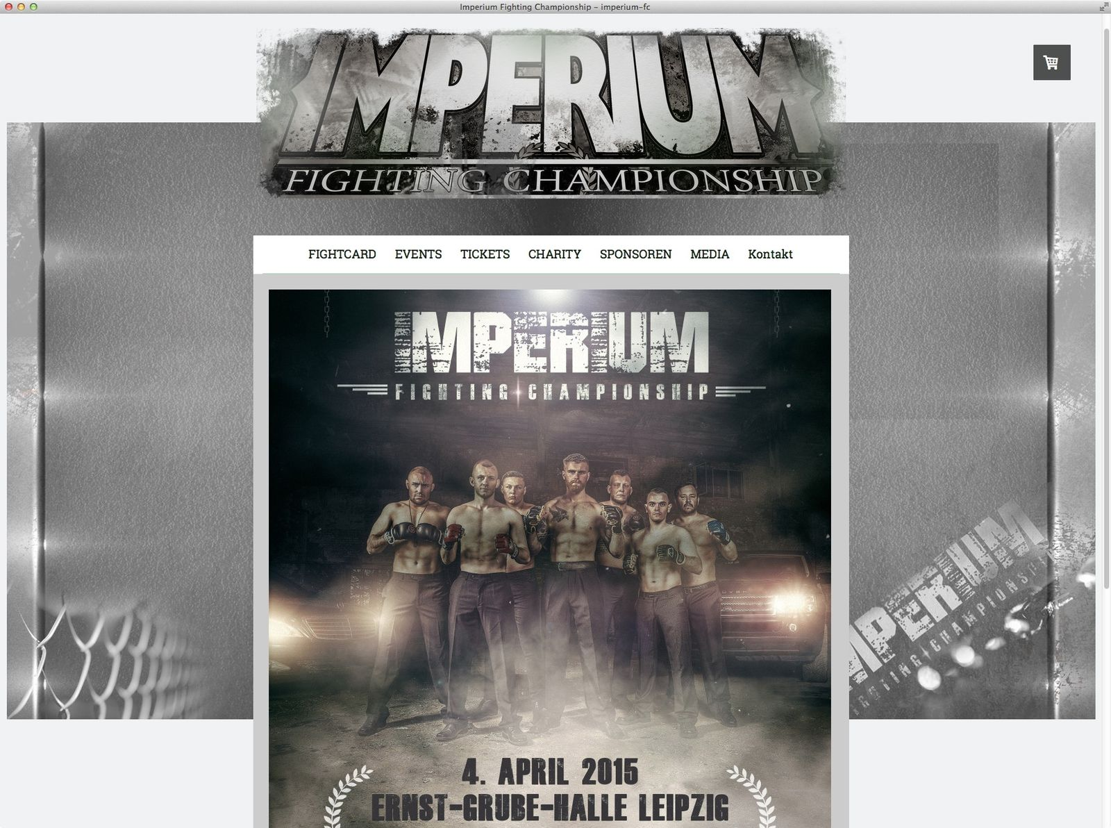 NUR ALS ZITAT Screenshot Freefighter/ Imperium Fighting Championship