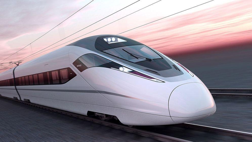 Hochgeschwindigkeitszüge: Höchste Eisenbahn