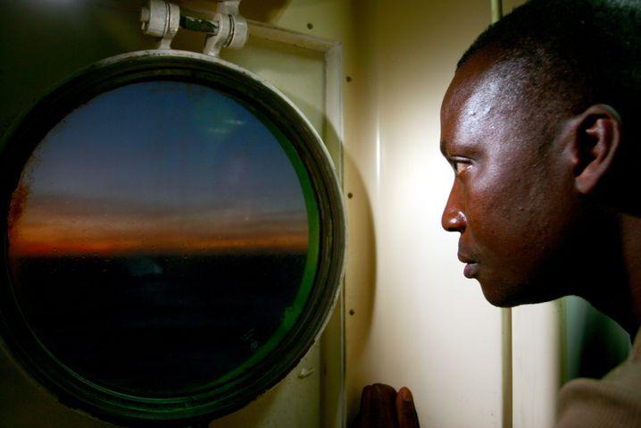 """Migrant Ampan auf dem Mittelmeer: """"Ich werde nie Europäer"""""""
