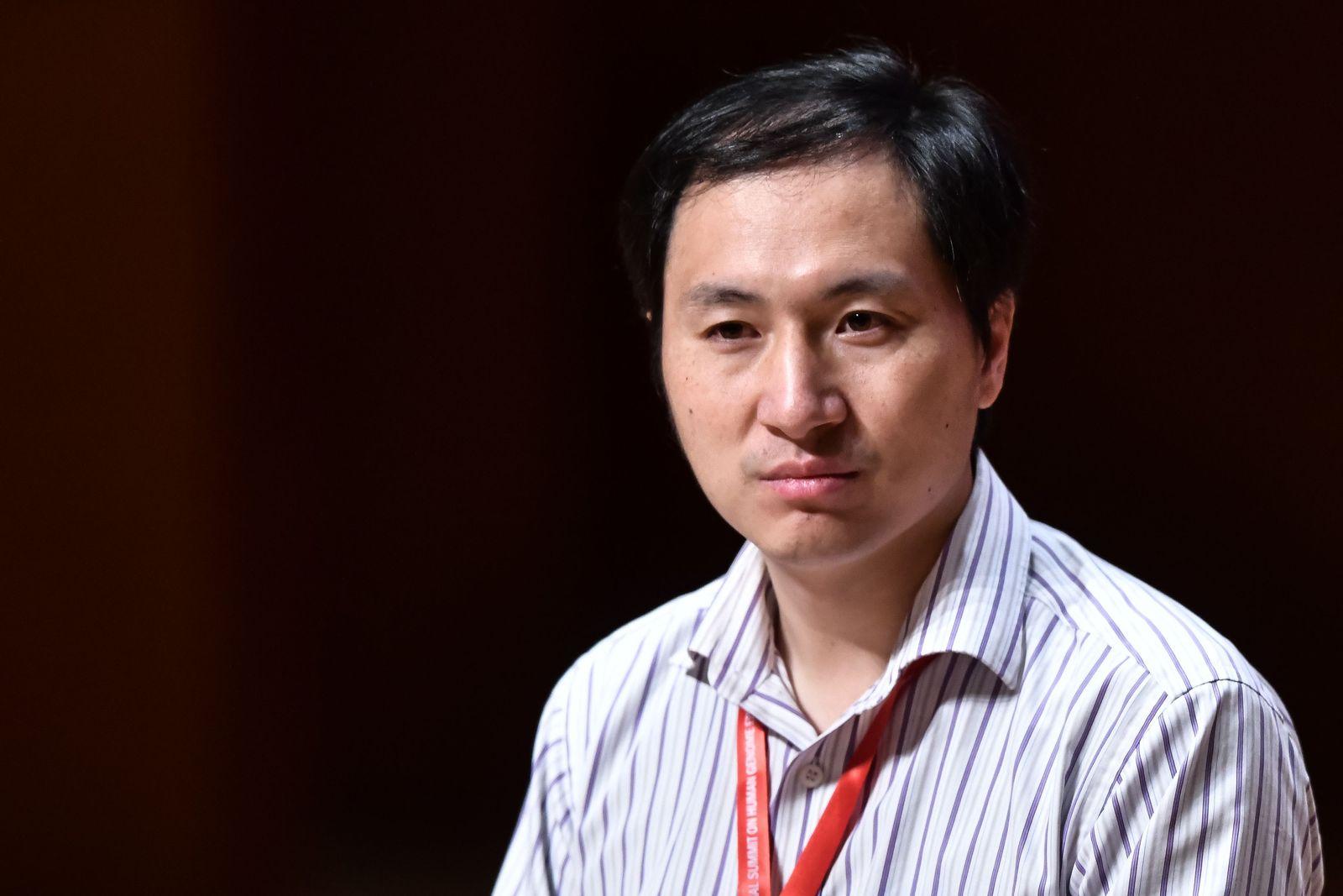 HONG KONG-CHINA-SCIENCE-GENETICS-RESEARCH-ETHICS