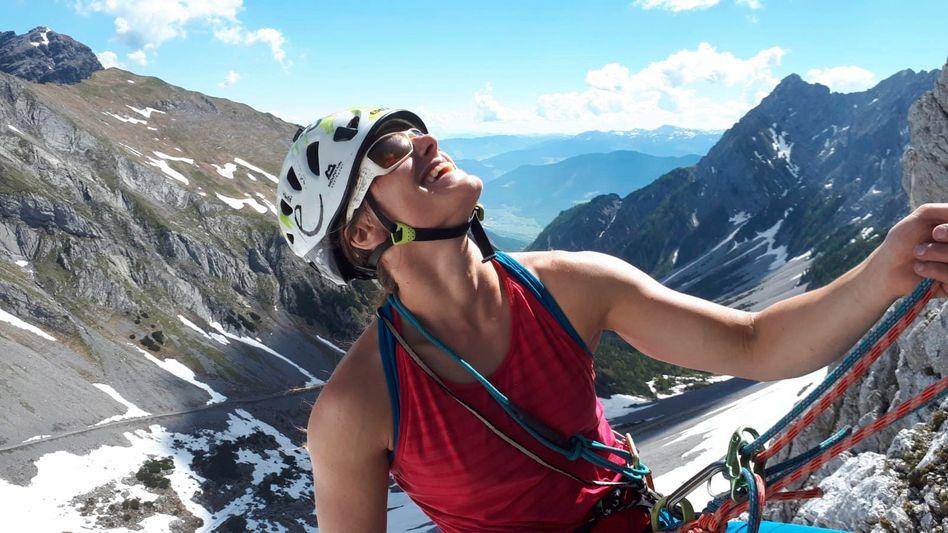 Bergführerin Susanne Süßmeier: »Wir waren die klassischen bergfernen Touristen, die sich überschätzen«